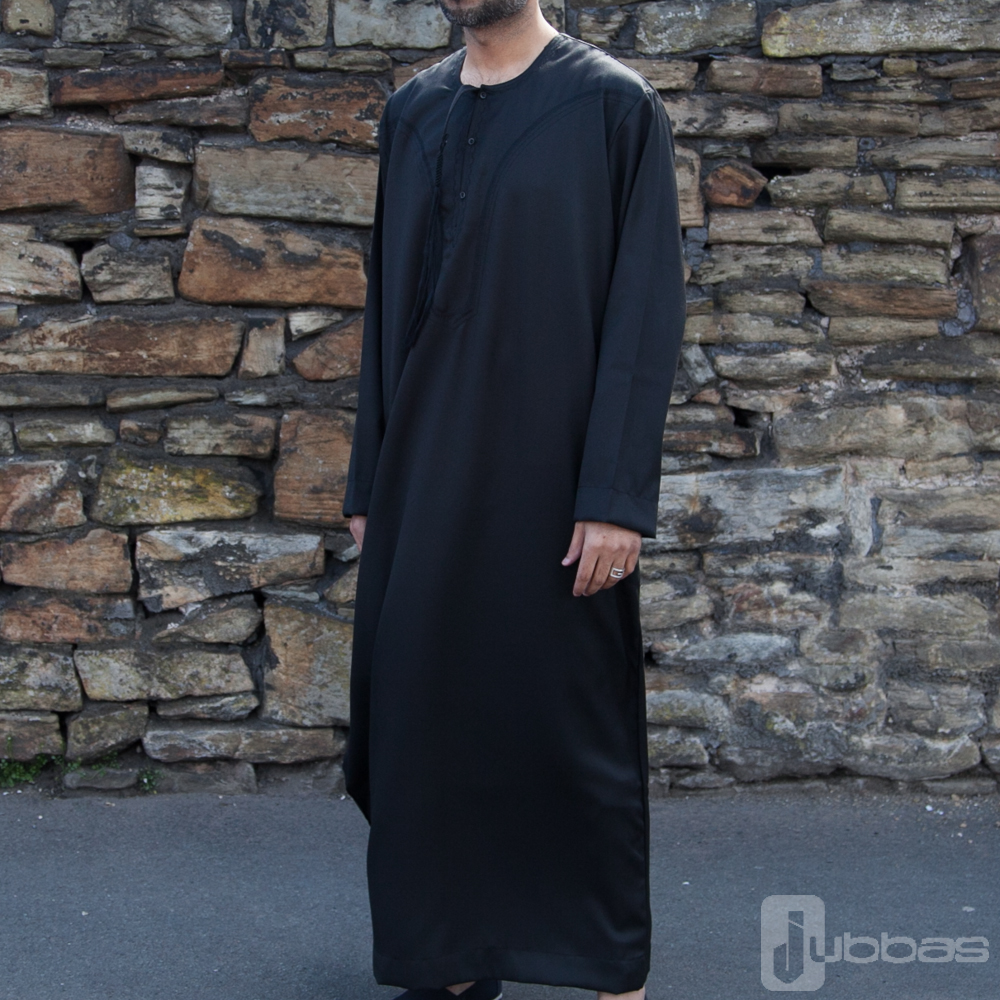 Mens Omani Winter Jubba