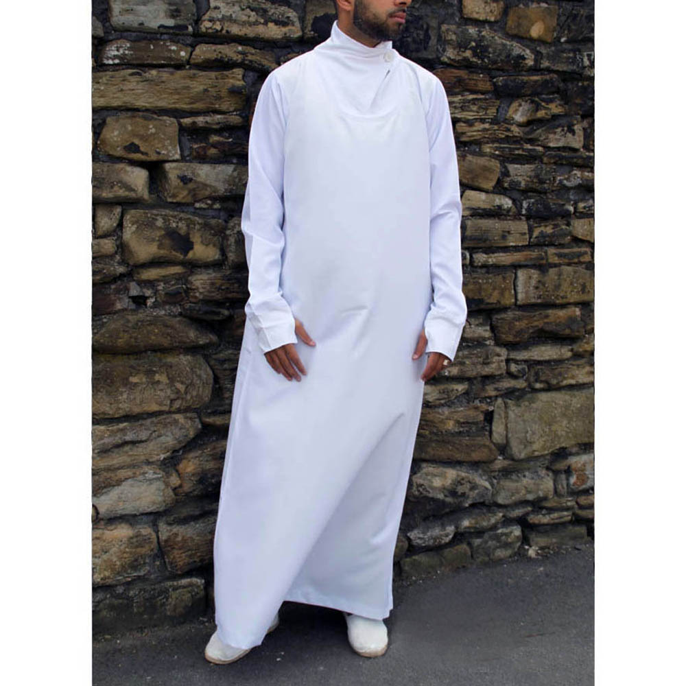 Cowell Neck Mens Fashion Jubba