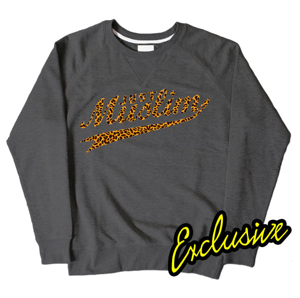 Gray Muslim Design Sweatshirt
