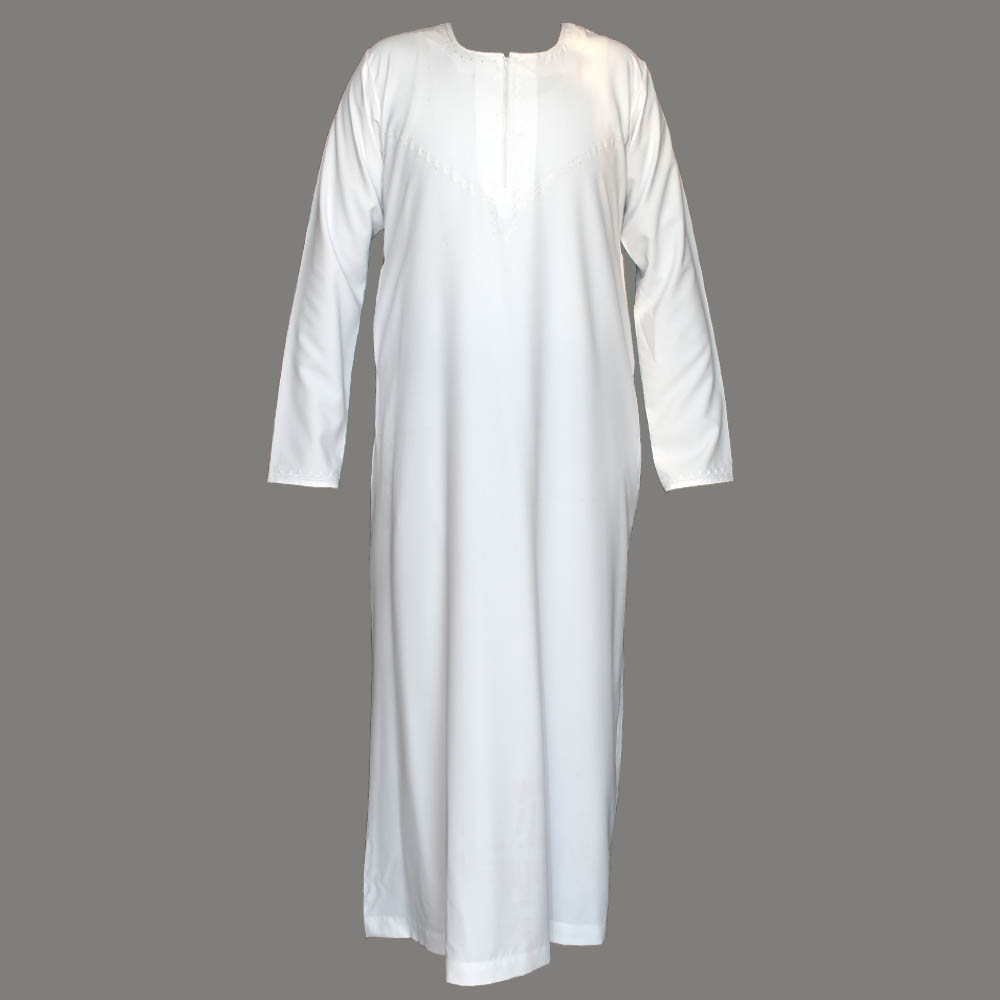 Omani Cream Islamic Jubba