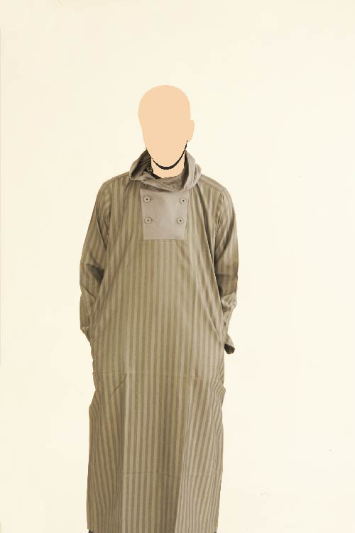 Recolite Line Hooded Grey Jubba