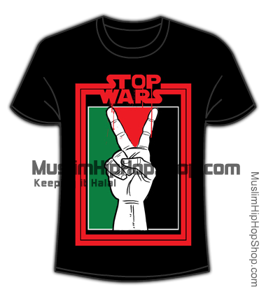 Stop War In Palestine t Shirts