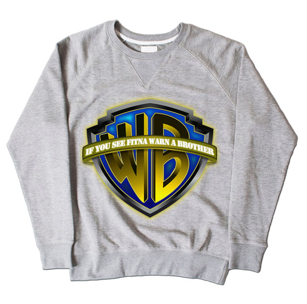 Warn Brother Grey Sweatshirt